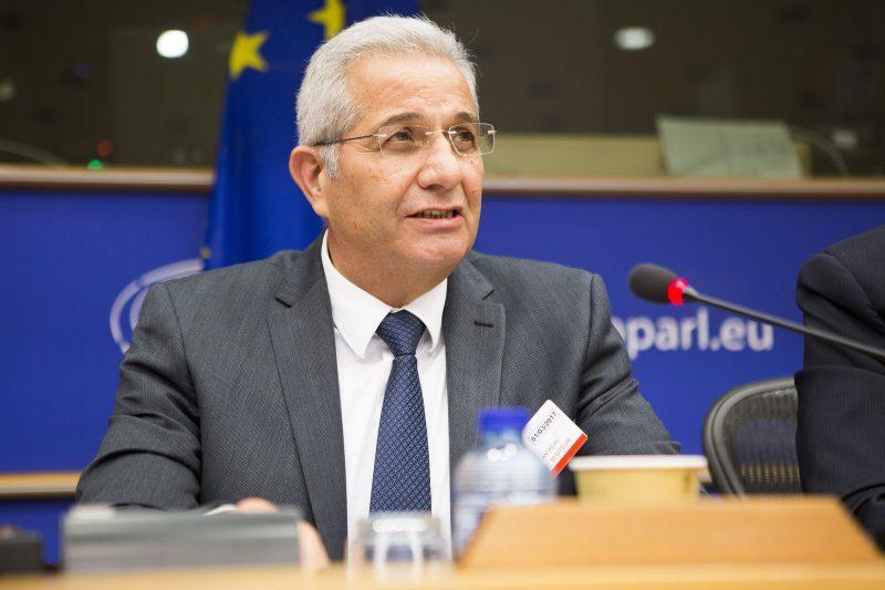 Ομιλία του Άντρου Κυπριανού Γ.Γ. του ΑΚΕΛ